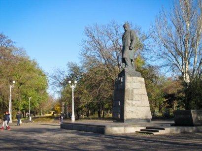 Одесский парк Шевченко станет центром украинской национальной культуры