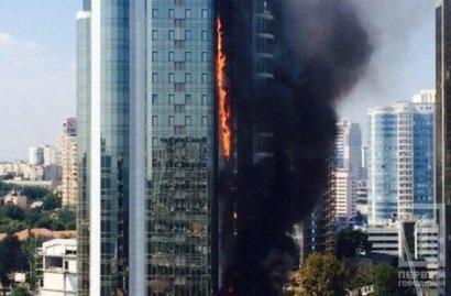 Строительство домов повышенной этажности не обеспечено противопожарной техникой