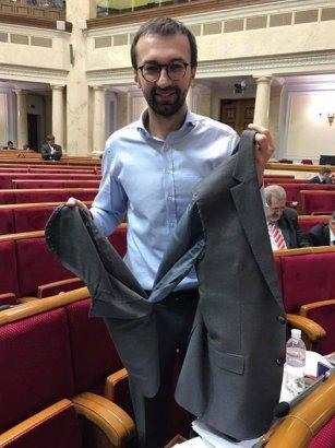 Оторванный рукав – как символ непрочности и нелегитимности правящей коалиции