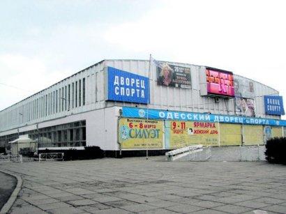 Городской голова  требует установить «отбойник» возле Дворца Спорта