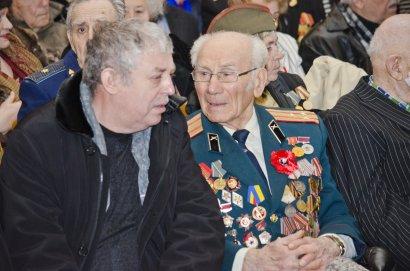 Одесской городской организации ветеранов исполняется 30 лет (фото)