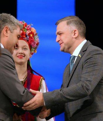 Торжественное мероприятие, приуроченное к 85-летию Одесской области прошло в Одесском национальном академическом театре оперы и балета