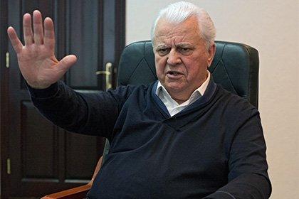 Кравчук поведал, что творится наДонбассе: «Все пронизано Россией»