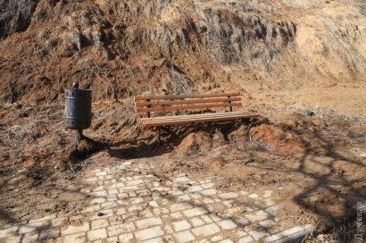 Очередной оползень в Одессе грозит уничтожить Трассу здоровья