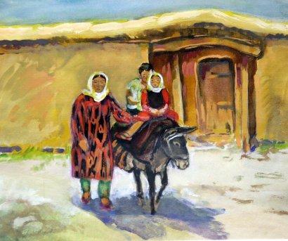 Светлана Крижевская подарила одесситам «Лики Востока» (фото)