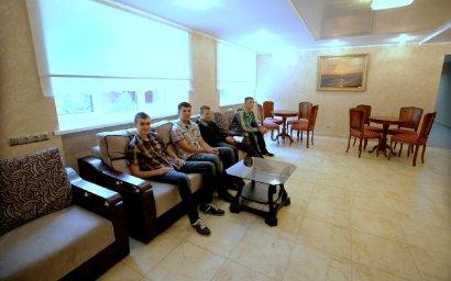 Студенческие общежития Национального университета «Одесская юридическая академия»