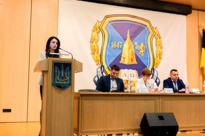 В Юракадемии прошёл семинар-совещание нотариусов Одесского региона