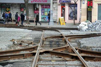 Что сейчас делают на Тираспольской площади? (фото)
