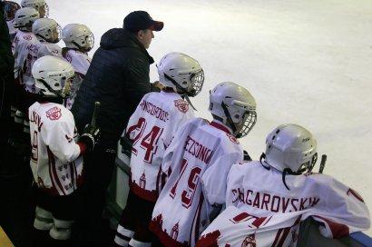 В Одессе возрождается детский хоккей