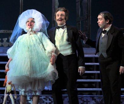 В Одесском театре музыкальной комедии успешно прошла премьера мюзикла  «Ханум»