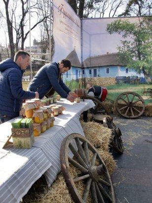 В Горсаду Одессы состоялся праздник встречи весны Мэрцишор