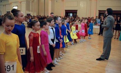 Танцевальный марафон в Одессе