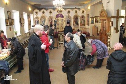 Одесская епархия провела праздничную благотворительную акцию (фото)