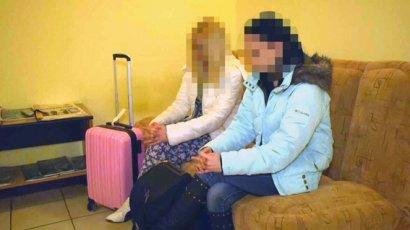 Одесские полицейские  не допустили вывоза за границу «живого товара» (фото)