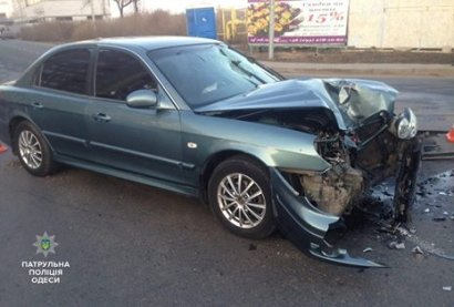 За два месяца нынешнего года в Одессе в ДТП погибли 27 человек