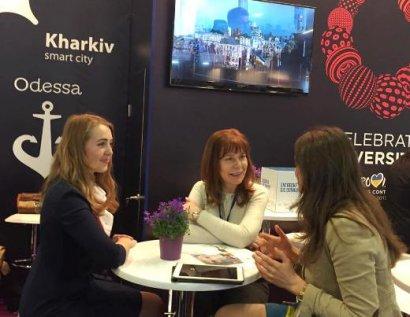 Туристический потенциал Одессы представили в Берлине