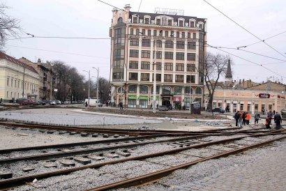 А что на Тираспольской площади?