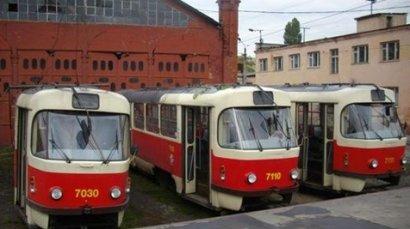 В одесском транспорте будет действовать единый электронный билет