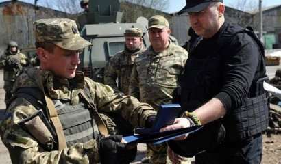 Все дороги на Донбасс перекрыты
