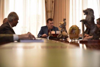 Состоялось заседание Южного регионального центра Национальной академии Правовых наук Украины