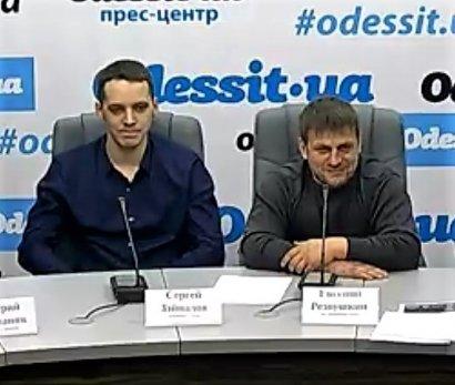 Лидер «Автомайдан Одесса» Евгений Резвушкин продался не Труханову, а Гурвицу!