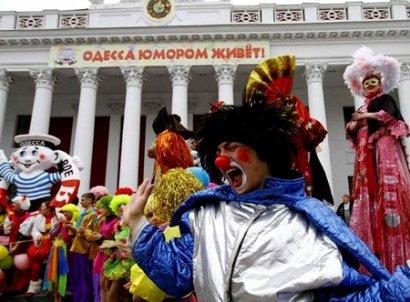 Центральным событием Юморины снова станет карнавальное шествие