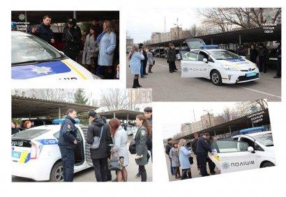 С сегодняшнего дня патрульная полиция начинает воспитание одесских водителей