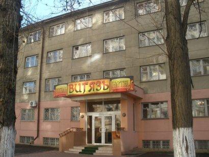 Одесская гостиница «Витязь» будет переоборудована под общежитие для военных
