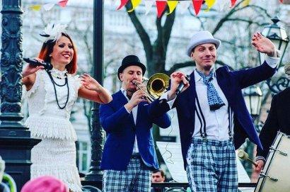 В Одесском Горосаду состоялся третий фестиваль «Наш Утесов»