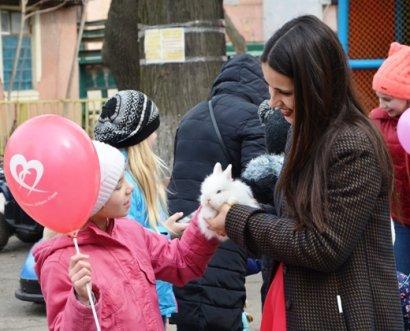 В одесском зоопарке отпраздновали «День весны»