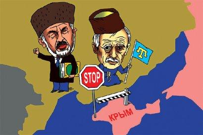 Украина по-прежнему не подает воду в Крым. Кто от этого выигрывает и кто проигрывает?