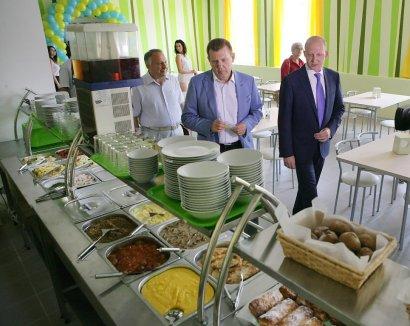 Студенческие кафе Национального университета «Одесская юридическая академия»