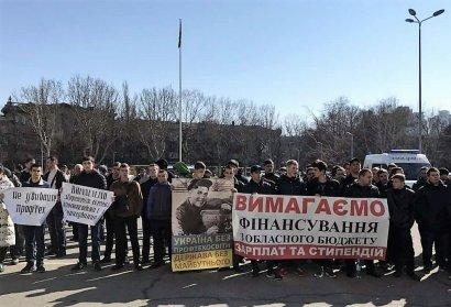 Сергей Кивалов: Наше правительство сознательно губит систему профессионального образования