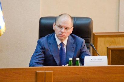 Губернатор Степанов обещает Одесской области рывок