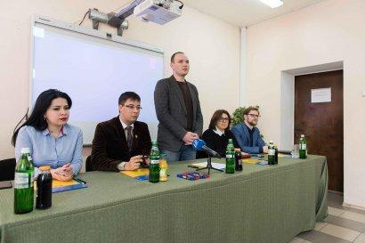 Одесский нотариальный клуб представил новый пилотный проект