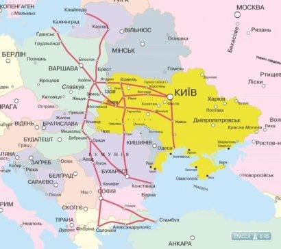 Новый автобан соединит Одессу с ключевым маршрутом Европы