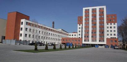 Новый административный центр Одессы уже на что-то похож