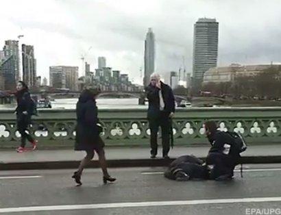 Теракт в Лондоне: 6 погибших и 40 пострадавших (фото)