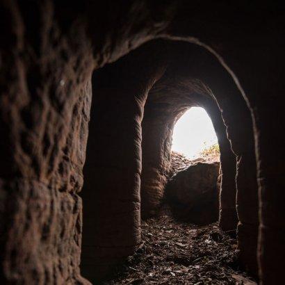В Британии нашли пещеру ордена тамплиеров (фото, видео)