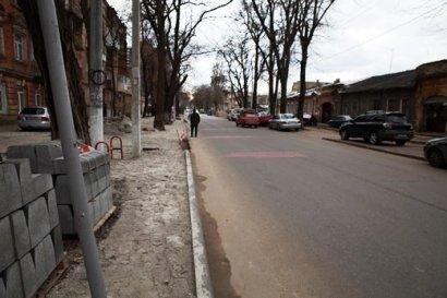 Одесские дорожники помогают людям с ограниченными физическими возможностями