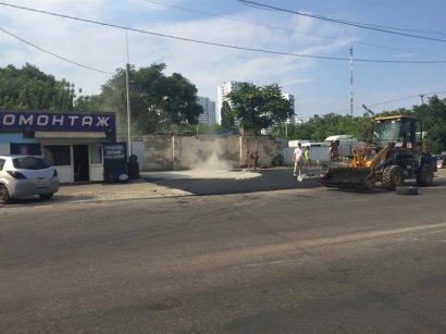 Пооявились подробности демонтажа налоговиками АГЗП в Одессе