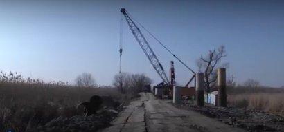 Дата ввода в эксплуатацию моста у села Паланка до сих пор не определена
