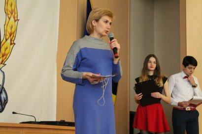 """Факультет журналистики Национального университета """"Одесская юридическая академия"""" отпраздновал  свое четырехлетие"""