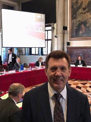 Украина в Венецианской комиссии