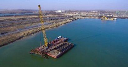 Новый причал  в порту «Южный» облегчит проблему аграриев