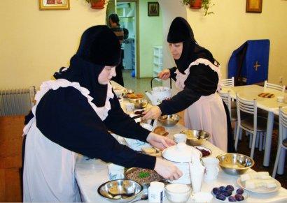 По лабиринту монашеской жизни