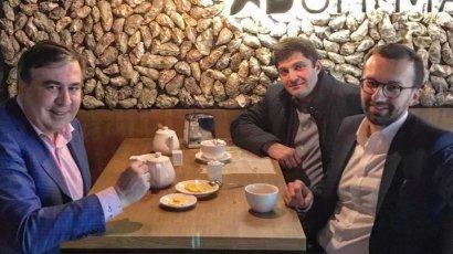 ССГ - новый триумвират: Саакашвили, Садовый и Гриценко