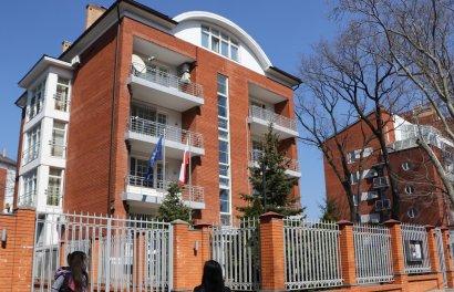 Польское генеральное консульство в Одессе приостановило работу