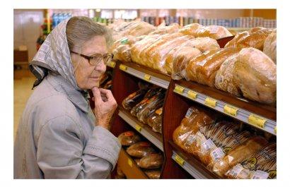 Одесские бедняки получают дотацию на хлеб