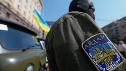 «Айдаровец» из Одессы изнасиловал женщину из Донецкой области